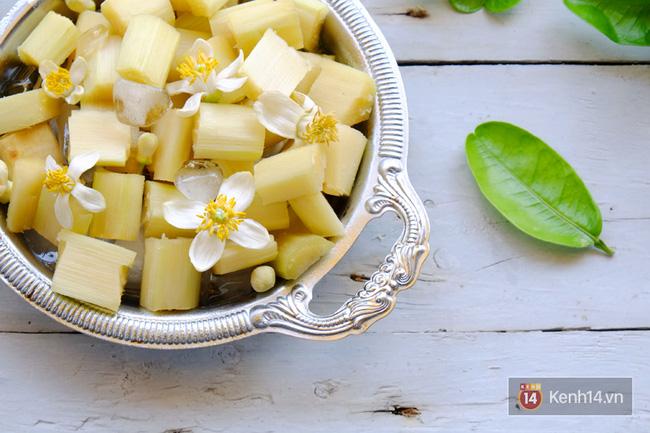 Mùa hoa bưởi, còn mấy ai nhớ được món ăn này?