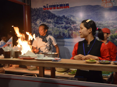 Liên hoan ẩm thực quốc tế Hội An