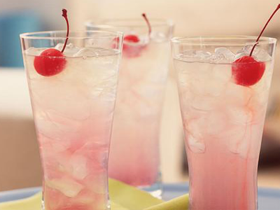 Mocktail Shirley Temple