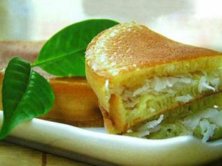 Bánh bò- Sài gòn